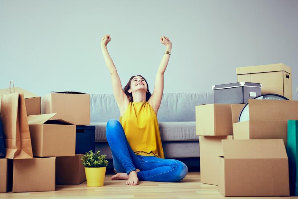 how to move in 24 hours