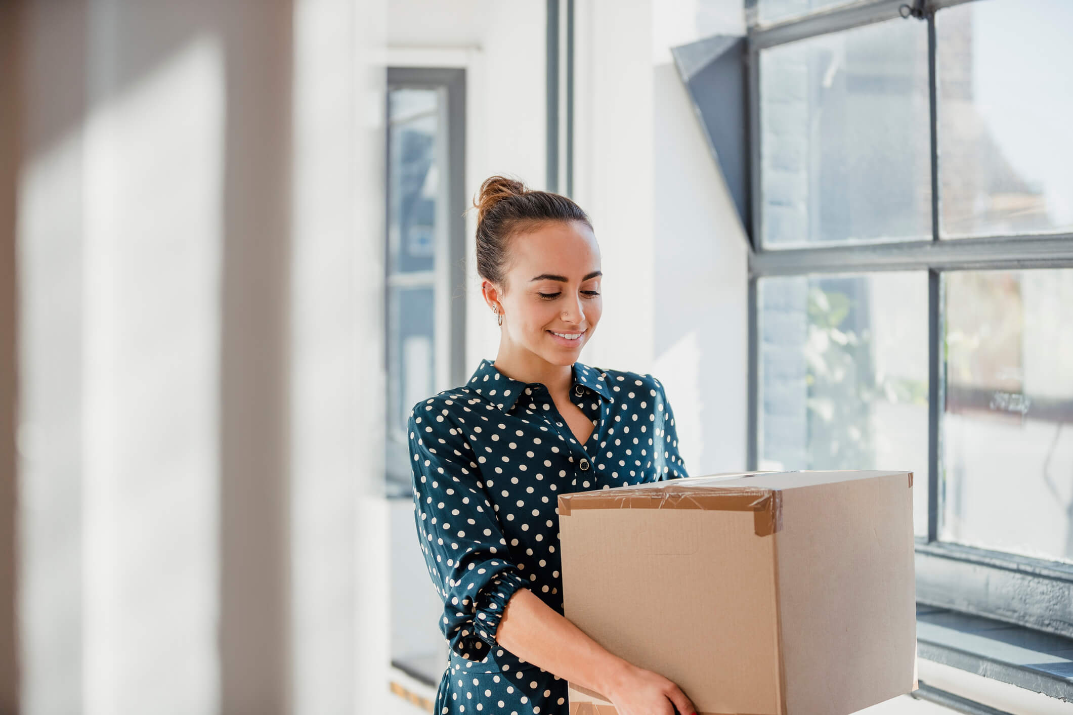 Hire a Moving Company For Your Business